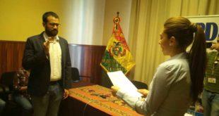 Santiago Farjat es el nuevo director del INE