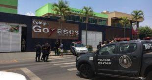 Tiroteo en una escuela en Brasil deja dos muertos y heridos