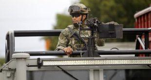 México: La Marina abatió a uno de los líderes del cártel Los Zetas