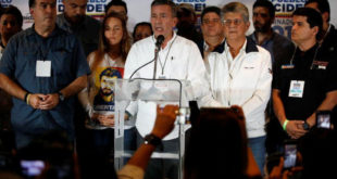 Venezuela: Gobernadores opositores no jurarán ante la Asamblea Constituyente