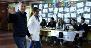 Elecciones Legislativas: Mauricio Macri logra una victoria aplastante en Argentina