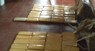 Orán: Detienen a joven y niño bolivianos con 50kg de droga