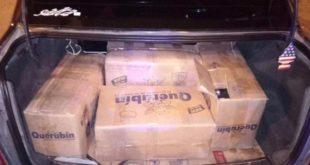 Tartagal: Detienen a un sargento que llevaba 135 kilos de cocaína en su auto