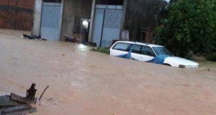 Torrencial lluvia provoca inundaciones en el trópico cochabambino