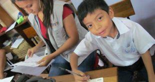 El Segip ceduló a 210 niños de prekínder y kínder en Tarija