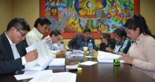 Comisión aprueba Proyecto del Código de Sistema Penal en grande y detalle