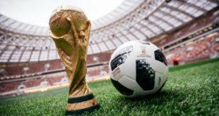 Así quedan los bombos para el Mundial de Rusia
