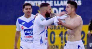 San José se impone de local ante Guabirá por 2-0
