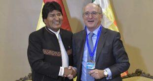 Repsol destaca seguridad jurídica y diálogo transparente para invertir en Bolivia