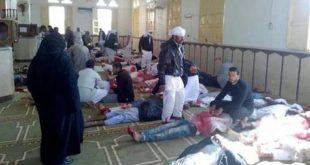 Al menos 270 muertos deja ataque terrorista en una mezquita en Egipto
