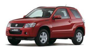 Gobierno informa que vehículos Grand Vitara tienen una falla de fábrica e instruye un 'recall gratuito'