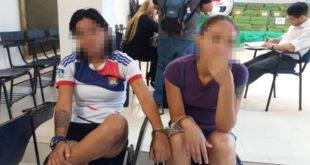 Detienen a dos futbolistas bolivianas con cocaína en Paraguay