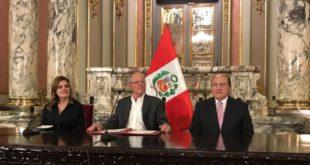 Presidente de Perú promulga ley de uso medicinal de la marihuana