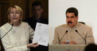 Exfiscal Ortega acusa en La Haya al régimen de Maduro de 8 mil asesinatos