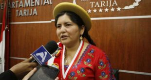 Tarija: Sara Armella aclara que no rechazó fideicomisos para la Gobernación