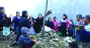 Chuquisaca: Ante una fuerte sequía, comunarios oran por lluvia