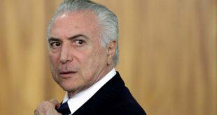 Evo se reunirá el lunes con Temer en Brasilia
