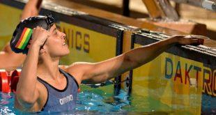 Karen Torrez logra medalla de oro para Bolivia en los Juegos Bolivarianos