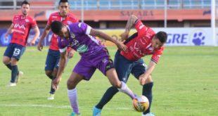 Wilster vence por 2-0 a Real Potosí en Sacaba