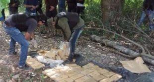 Orán: Incautan 77 kg de marihuana y detienen a siete personas
