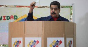 El chavismo arrasa en las elecciones municipales en Venezuela