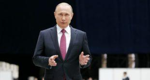 Putin ordena la retirada de una parte del contingente militar en Siria