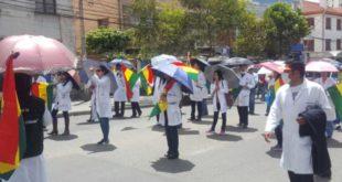 Asamblea de médicos resuelve renuncia masiva de directores y jefes de unidad desde el lunes