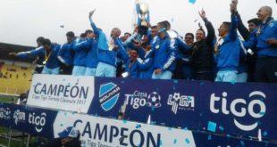 Bolívar empata y logra el bicampeonato en Potosí