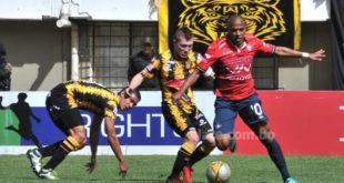Wilster gana al Tigre en Achumani y asegura el boleto a la Libertadores