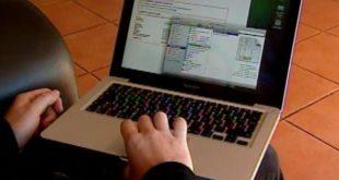 Policía Anticrimen aprehende a dos estafadores virtuales en La Paz