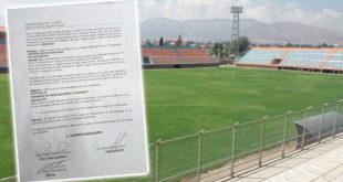 """Petrolero considera que el partido con Universitario es """"ilegal"""""""