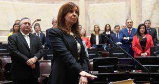 Ordenan arresto de Cristina Fernández por encubrimiento de un atentado