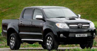 Toyosa S.A. llama a revisión a cuatro modelos 2002-2014