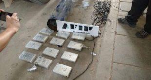 Detienen un camión con 27 kilos de cocaína  en Salvador Mazza