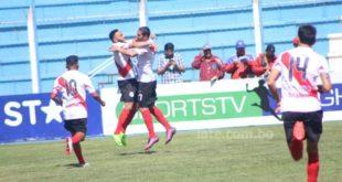 Con doblete de Cristian Alessandrini, Nacional Potosí clasifica a la Copa Sudamericana