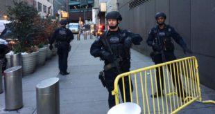 Varios heridos por la explosión en un intento de atentado en Nueva York