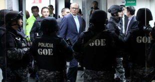 Condenan a seis años de cárcel al vicepresidente ecuatoriano