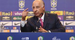FIFA suspende al presidente de la Federación Brasil por sospechas de corrupción