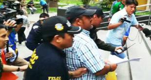 Tarija: Trasladan a exdirector del Sedeca a una clínica por problemas de salud