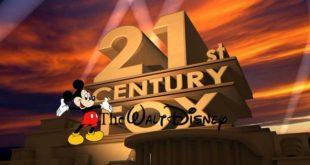 Disney compra parte de 21st Century Fox por USD 52.400 millones