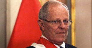 Perú: Oposición pide la renuncia de Kuczynski por caso de corrupción con Odebrecht