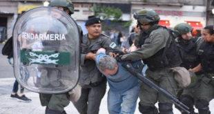 Disturbios obligan a suspender la reforma de las pensiones en Argentina