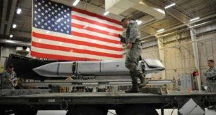 EEUU trataría de desarrollar un nuevo armamento nuclear