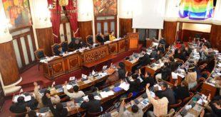 El MAS acelera abrogación del Código Penal
