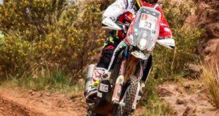 Dakar: Daniel Nosiglia se ubica en el puesto 11 de la general y 2 en la categoría G2