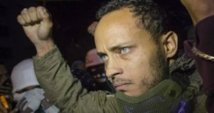 El acta de defunción de Óscar Pérez reveló que murió de un disparo en la cabeza