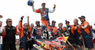 Dakar: Estos son los campeones de la carrera más dura de los últimos años