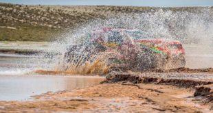 Bulacia se ubica en el puesto 12 de la general tras la octava etapa del Dakar