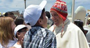 El papa Francisco termina su visita a Perú con una misa multitudinaria en Lima
