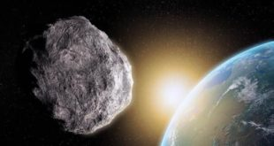 Un asteroide pasará cerca de la Tierra en febrero